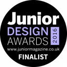Award junior design awards 2016