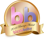 Award Bizzie Baby 2016 bronze