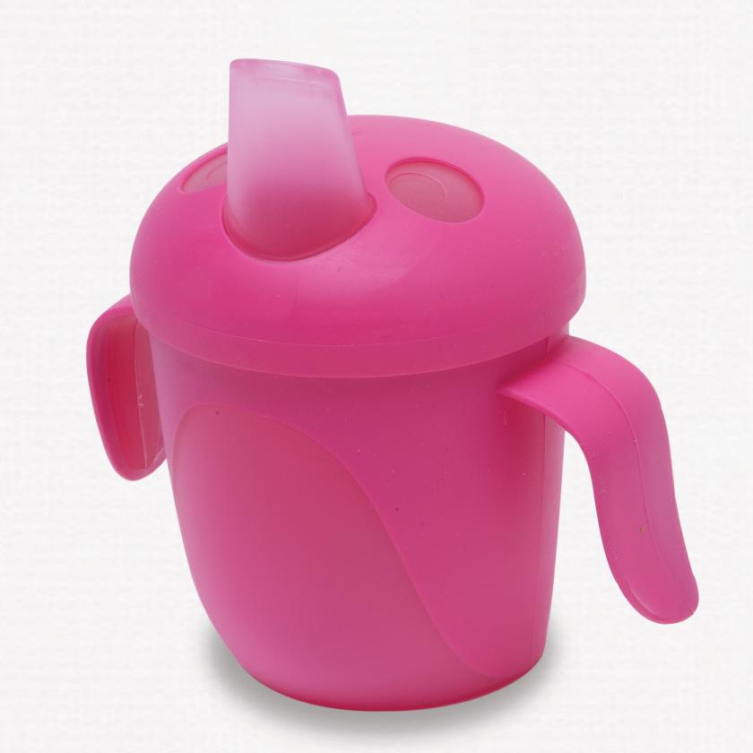 Bird cup pink