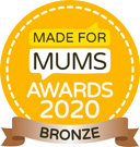 Made for Mums winner 2020