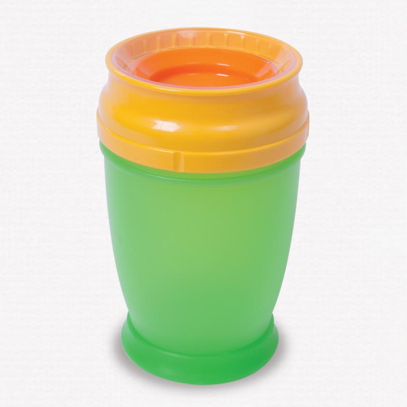 360 beaker cup green