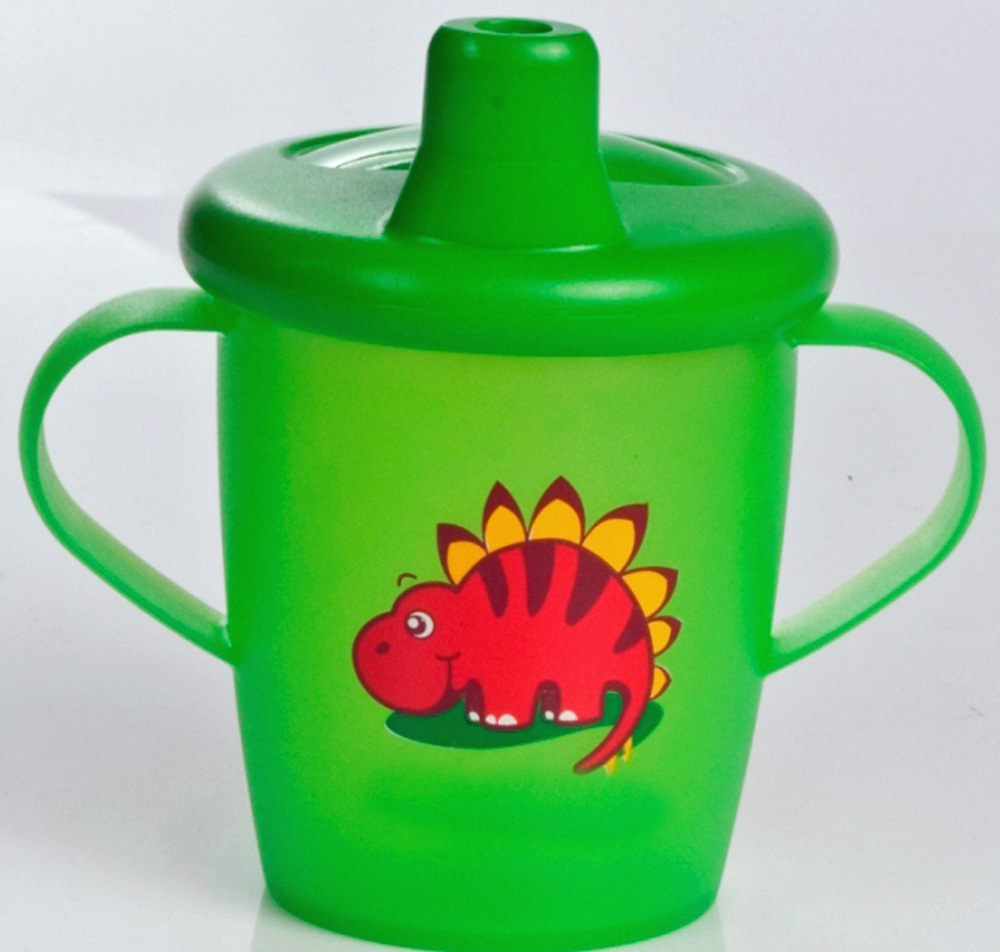 Dino cup green
