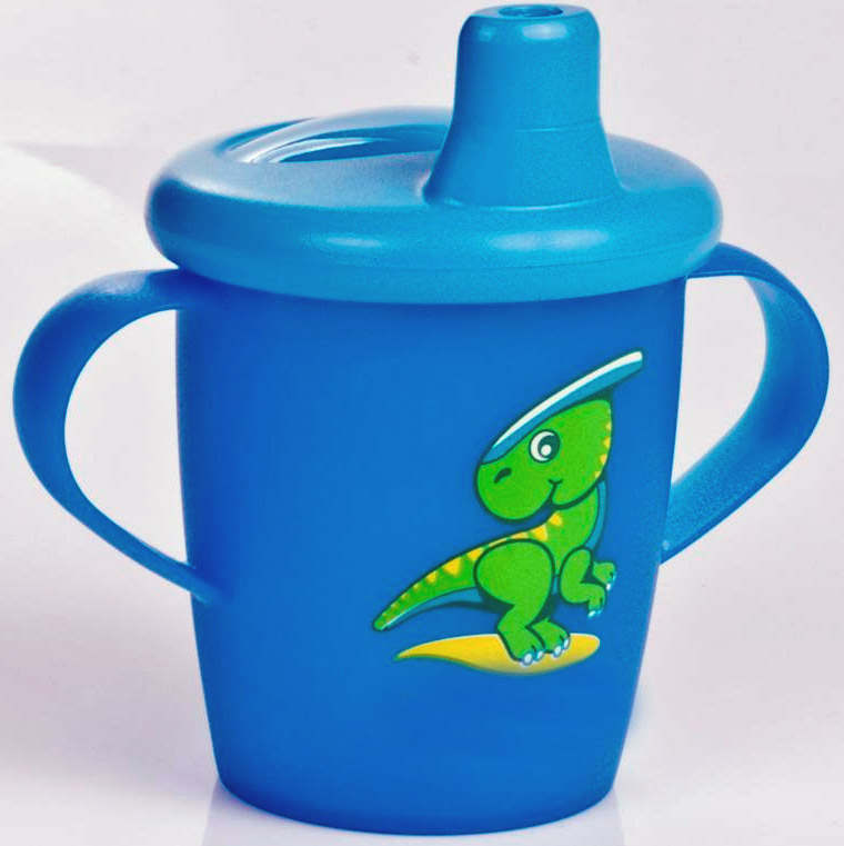 Dino cup blue
