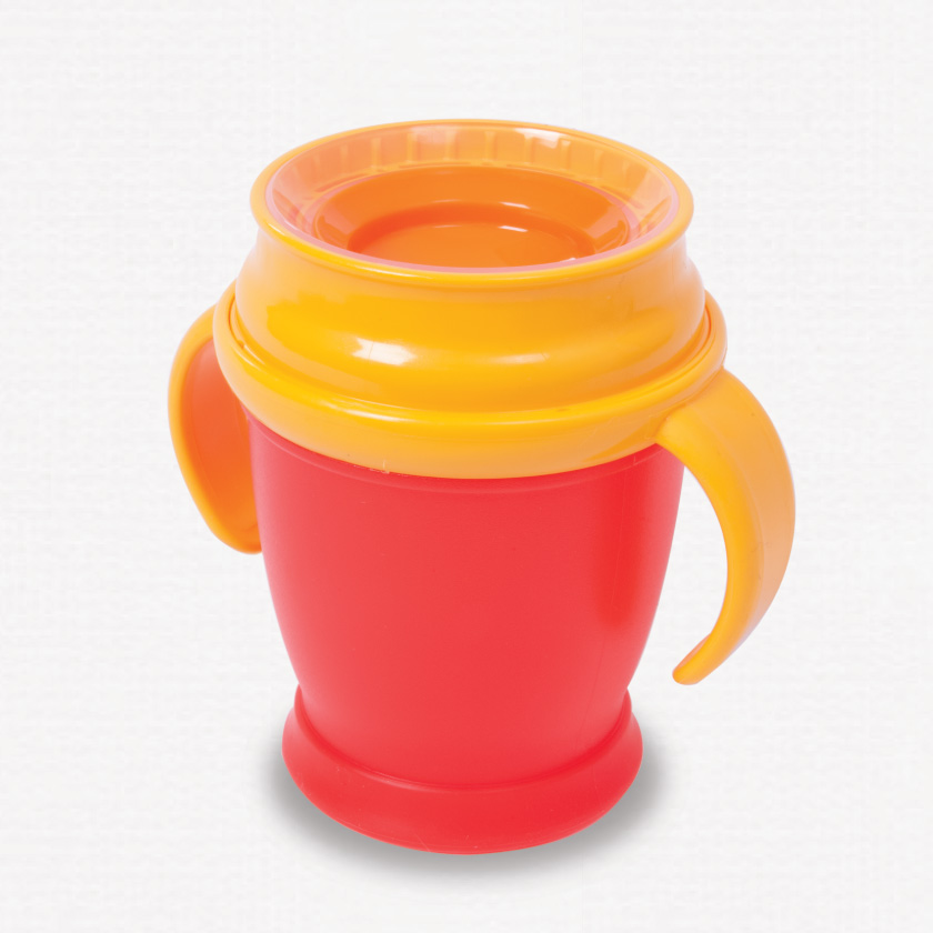360 toddler cup red