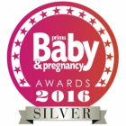 Award baby and pregnancy 2016 silver