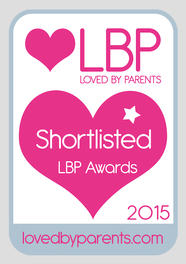 LovedbyParents Shortlisted